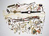 TRAY LOT ASSORTED COSTUME JEWELRY