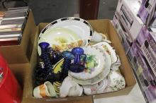 Lot of Collectable Dishes