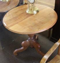 George iii Swivel Table circa 1790