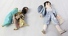 2 MDE Alex Dolls