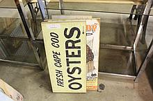 3 Wooden Advertising Sign