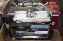 2 Dicast Model Cars: