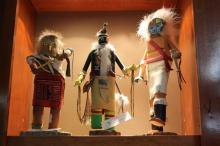 Kachina Dolls (Native American Indian Dolls)