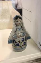 12pc Nativity Ceramic Figurines