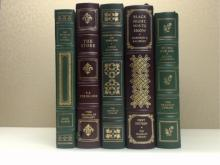 January 4th, 2015 - Fine Book Auction, Featuring Easton Press and Franklin Library Collections
