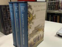 Folio Society - Pax Britannica by Jan Morris  - Three Volumes in Slipcase
