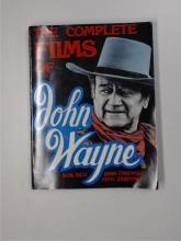 John Wayne, The Complete Films of John Wayne;  The Official John Wayne Reference Book; The  John Wayne Scrapbook