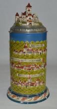 Beer Stein Auction