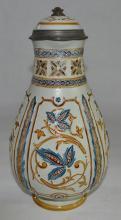 Mettlach Master Mosaic Stein