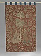 Medieval-Style Woven Tapestry