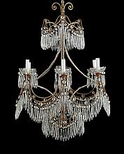Swedish Neoclassical-Style Chandelier