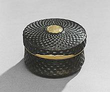 Louis XV 20 Kt. Gold and Tortoiseshell Snuffbox