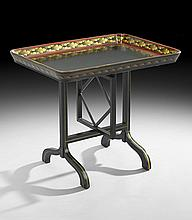 Victorian Papier-Mache Tray Table