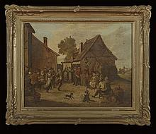 Follower of David Teniers d.j. (Dutch, 1610-1690)