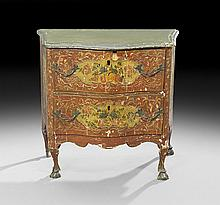 Italian Polychrome Commode