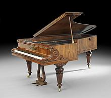 Collard & Collard, London, Rosewood Grand Piano
