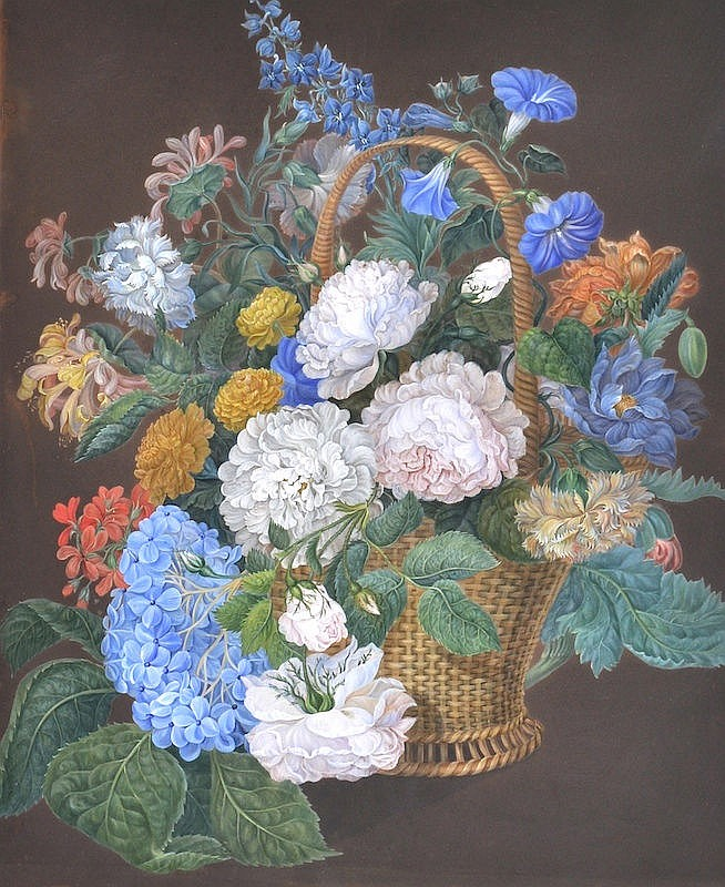 19th Century French School. Still Life with