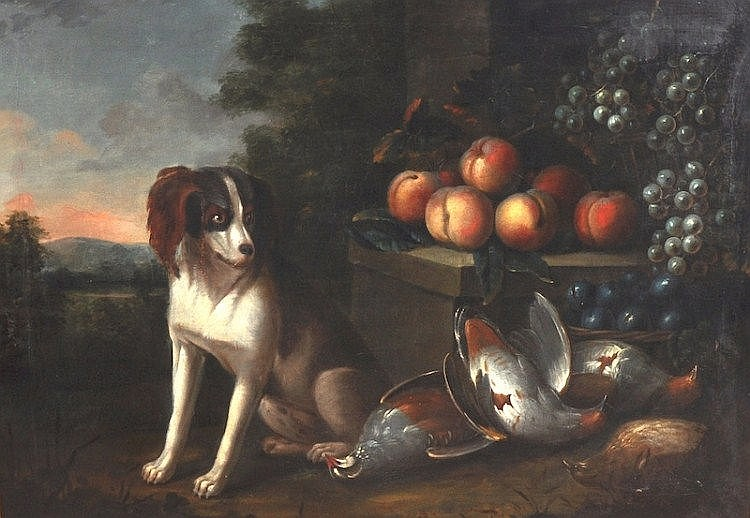 18th Century Dutch School. Still Life with apples,