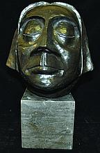 AFTER ERNEST BARLACH (born 1870) GERMAN A BRONZE