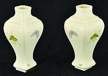 A GOOD SMALL PAIR OF EARLY 20TH CENTURY CHINESE