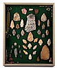 Northern Plains Arrowhead & Artifact Collection Th