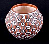 Acoma Pueblo Vase by Antonio This is an original A