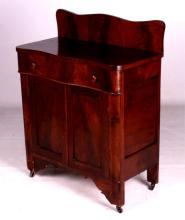 Antique Solid Wood Vanity This is an antique solid