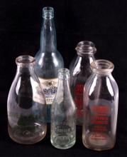 Montana Advertising Bottle Collection This is a co