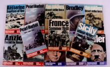 Ballantine's Illustrated History of WWII Books Thi
