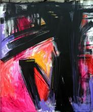 Original Mixed Media on Canvas-Abstract