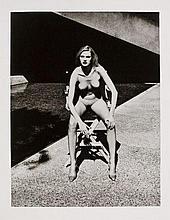 Cyberwomen 4 by Helmut Newton