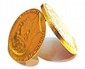 Monnaie-boîte à secret avec bélière . 20 mark en or Guillaume II de Prusse.     T.B