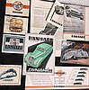 -Catalogues PANHARD & LEVASSOR de 1935: 2 exemplaires - Catalogue 1936 - Catalogue 1937 - Catalogue 1938