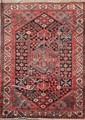 BAKTIAR (Iran) à branchages floraux géométriques Vers 1970 197 x 130 cm