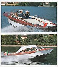Riva Italie Junior 1958