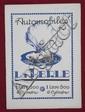 LA PERLE : très rare catalogue comprenant les modèles 4 et 6 cylindres en 1500 cc, on y joint une affichette concernant l'adjudication du fond de commerce