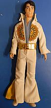 Early Elvis Doll
