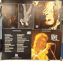 David Bowie Proof Artwork for