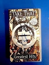TAKE THAT fully signed VHS
