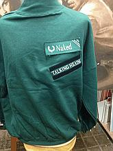 TALKING HEADS RARE PROMOTIONAL SWEATSHIRT