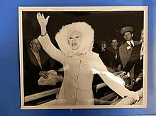 GINGER ROGERS RARE PRESS PHOTOGRAPH