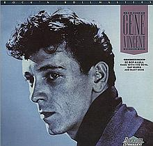 GENE VINCENT ORIGINAL ALBUM ARTWORK