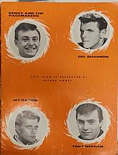 GERRY & THE PACEMAKERS DEL SHANNON JET HARRIS AND TONY MEEHAN PROGRAMME