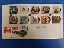 CLASH JOE STRUMMER FIRST DAY COVER