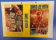 DAVID LEE ROTH ORIGINAL PROOF