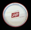 1958 Schlitz Beer Advertising  Metal Serving Tray
