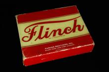 Vintage Flinch Playing Card game
