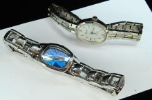 Modern Fossil & Gruen Ladies Dress Watch Lot