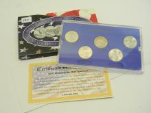 2007 Phiadelphia Mint Edition State Quarter Set