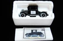 1923 Chevy Copper Cooled 1/32 Black Model Cars